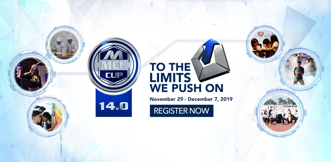 MCL Cup 14.0 Banner
